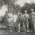 Lawrence and Clark Families 1939