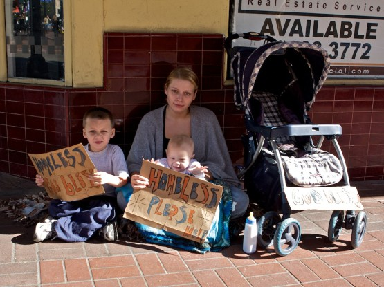 The Face of Homelessness in San Diego - California Free Press