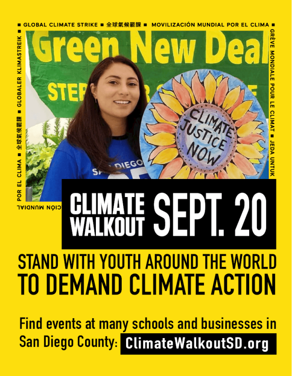 Climate Walkout