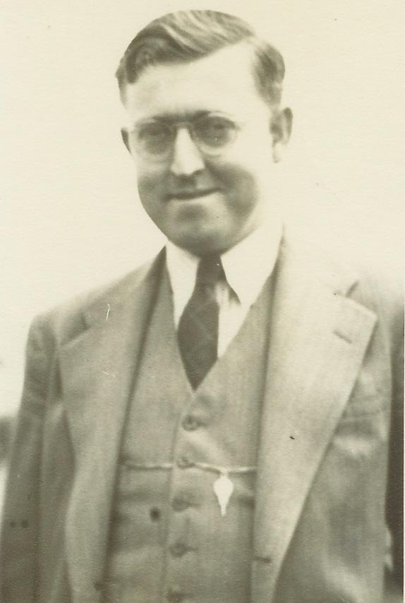 Clifton E Lawrence 1940