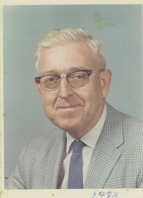 Clifton E Lawrence 1972