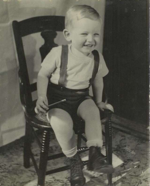 John Lawrence circa 1943